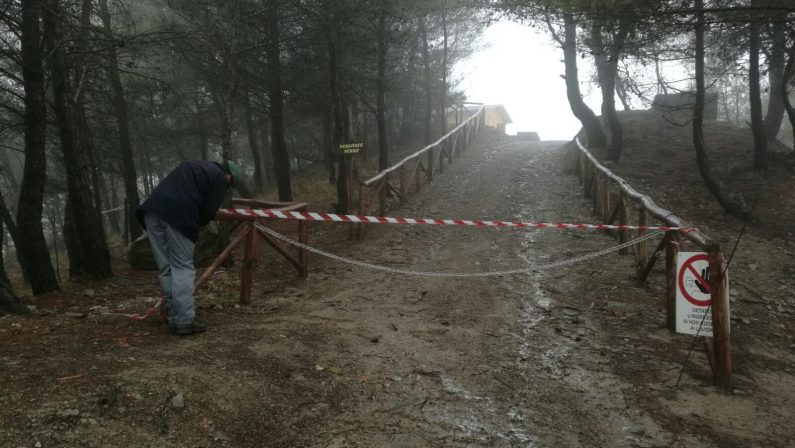 Abusivismo per la teleferica di Albidona, sequestrataRealizzata con fondi europei per 500mila euro