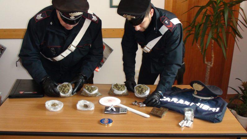 Chiusano, spaccio di cocaina: due arresti