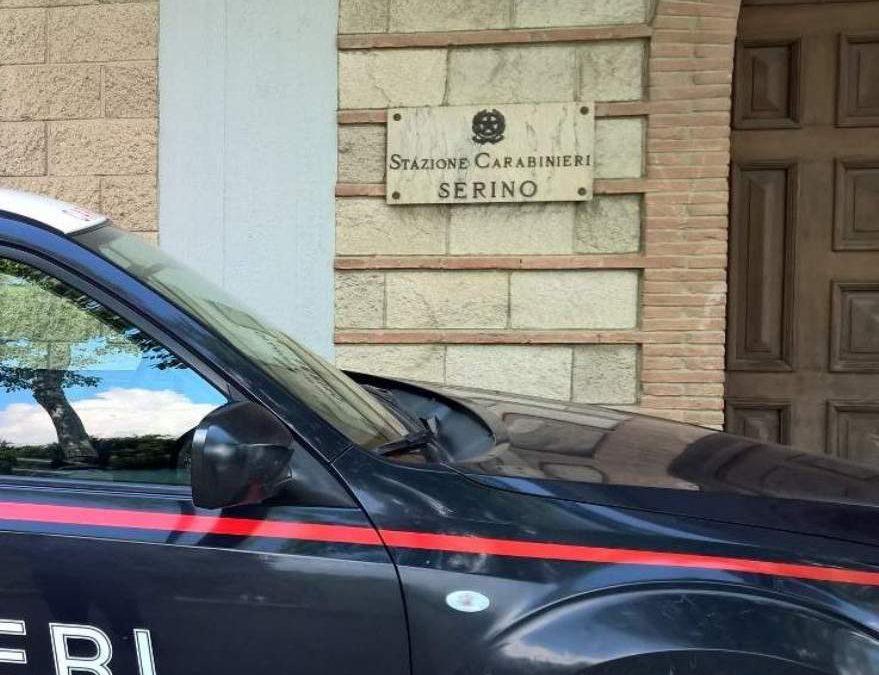 Blitz dei Carabinieri a Serino: tre persone denunciate per spaccio