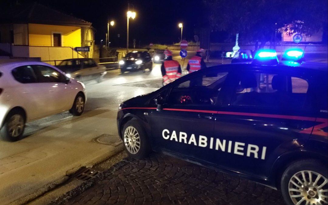 Calitri, tentata rapina al benzinaio: tre denunce