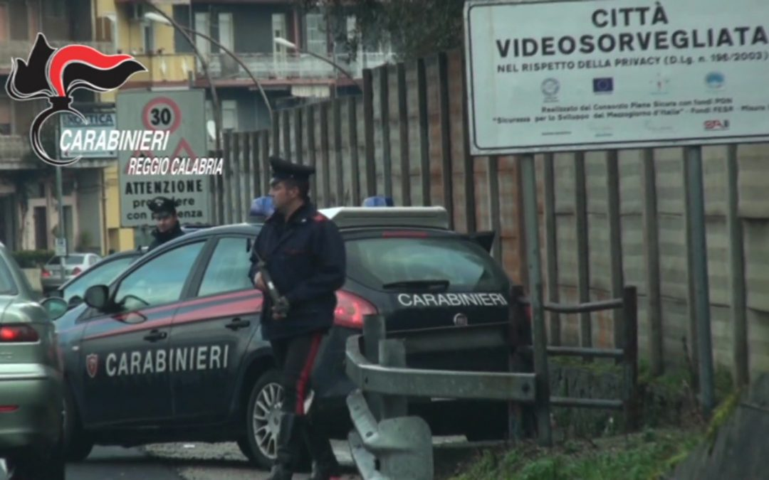 Arrestato un uomo di Rosarno: è accusato di diverse rapine e intimidazioni