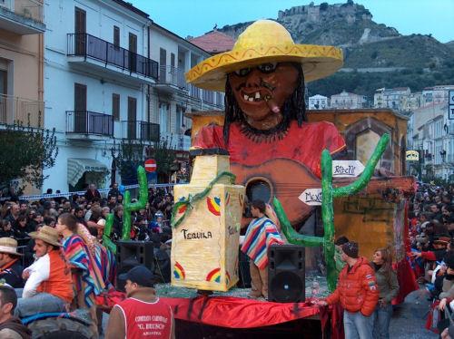 Tutto pronto per la grande festa di CarnevaleAd Amantea saranno tre le giornate in maschera