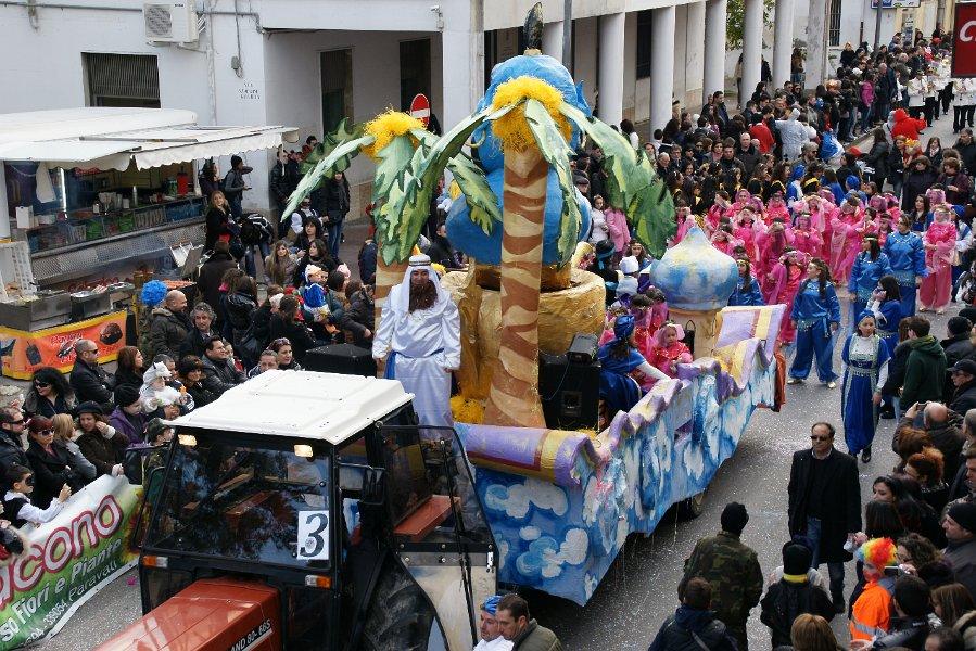 Torna a risplendere il Carnevale Miletese  Giornata di grande festa nel centro vibonese