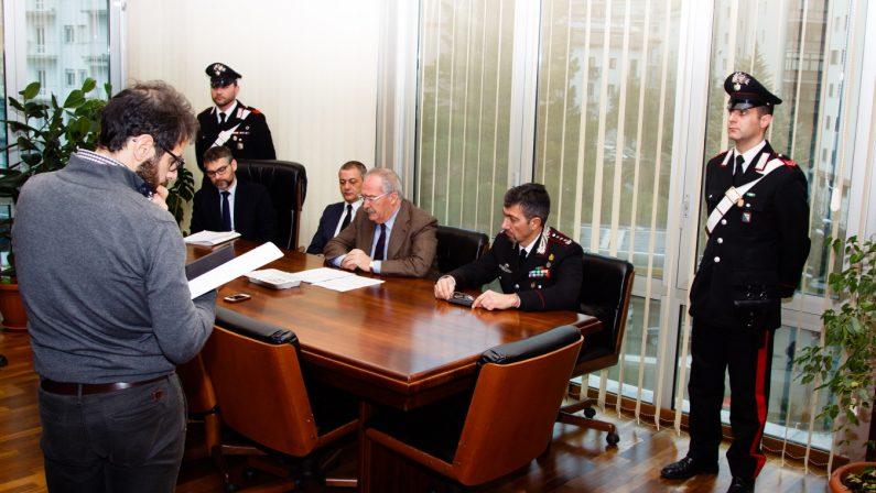Operazione antidroga coordinata dalla Procura antimafia di Potenza: 10 arresti