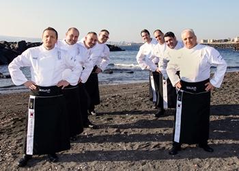 Campania, vinti i campionati di cucina 2017