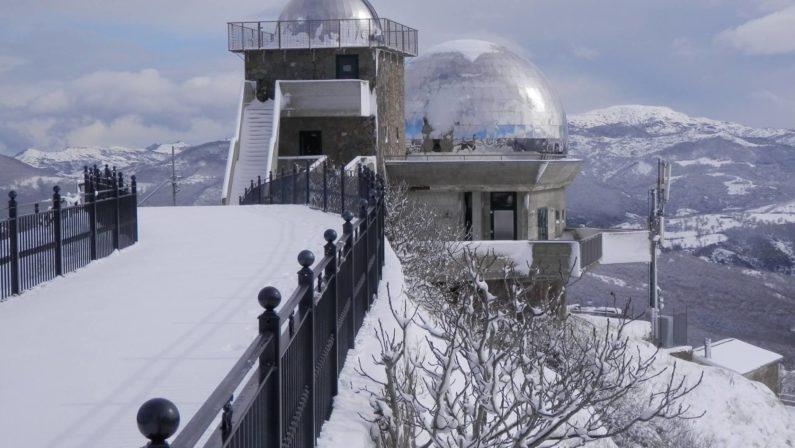 «M'illumino di meno», anche il planetario di Anzi nella campagna sul risparmio energetico