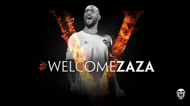 Calcio Liga spagnola, il graffio di Simone Zaza nella vittoria del Valencia sul Real Madrid dei campioni