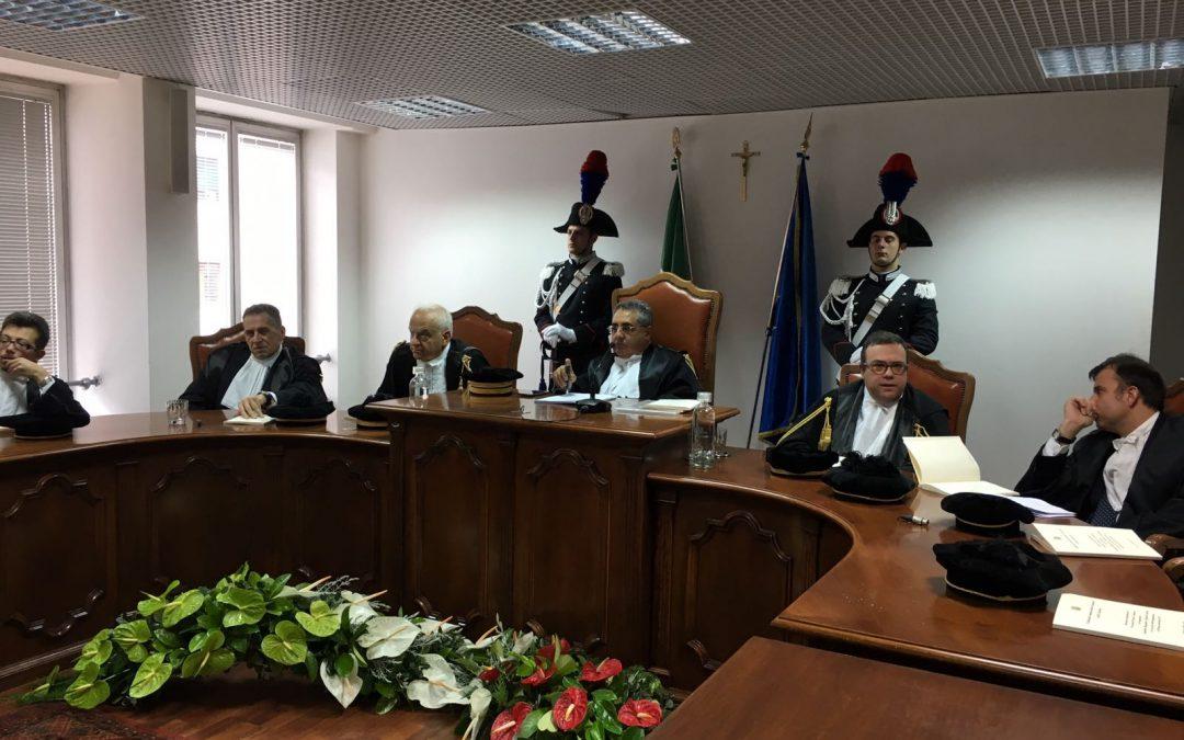 Tar Calabria, inaugurato il nuovo anno giudiziario  Più ricorsi su appalti, sanità e interdittive antimafia