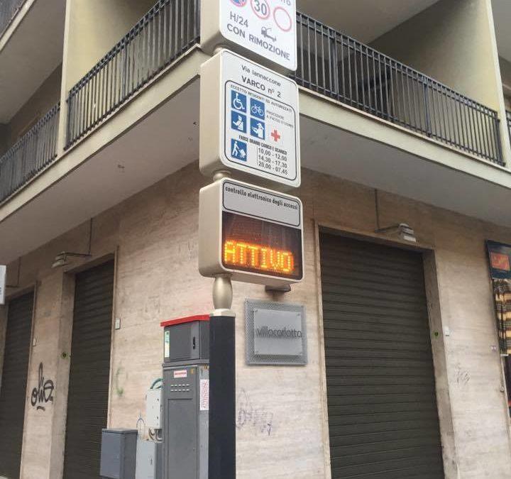 Ztl ad Avellino, l'amministrazione assicura: esenzioni per i disabili