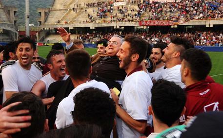 Salernitana ok contro l'Ascoli, 2-0