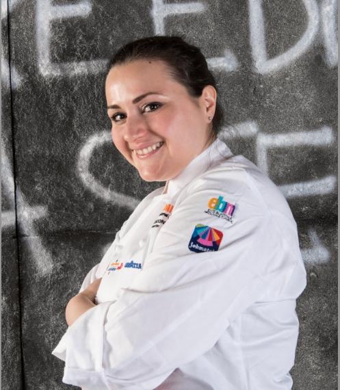 """FOTO – Caterina Ceraudo eletta """"Donna chef 2017"""""""
