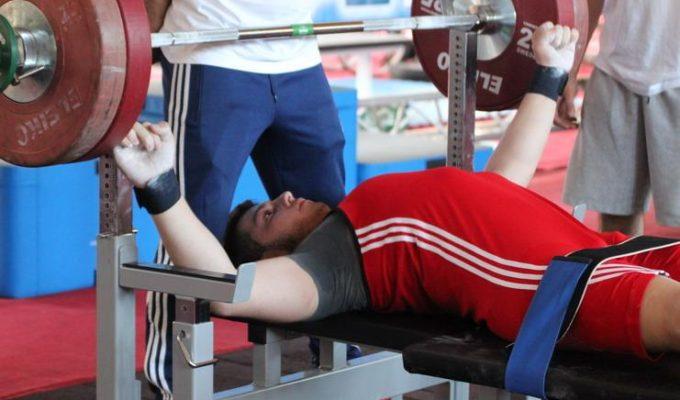 Coppa del mondo paralimpica di Dubai, a un pietragallese l'argento nella pesistica