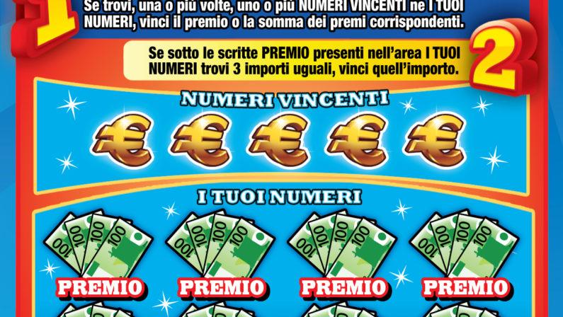 Vince 500mila euro al Gratta e Vinci, la fortuna bacia la piana di Gioia Tauro