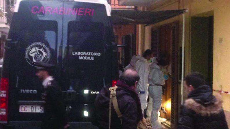 Omicidio Antonella Lettieri, i Ris tornano a casa di FuscaldoNuovi rilievi nell'abitazione del presunto assassino della donna