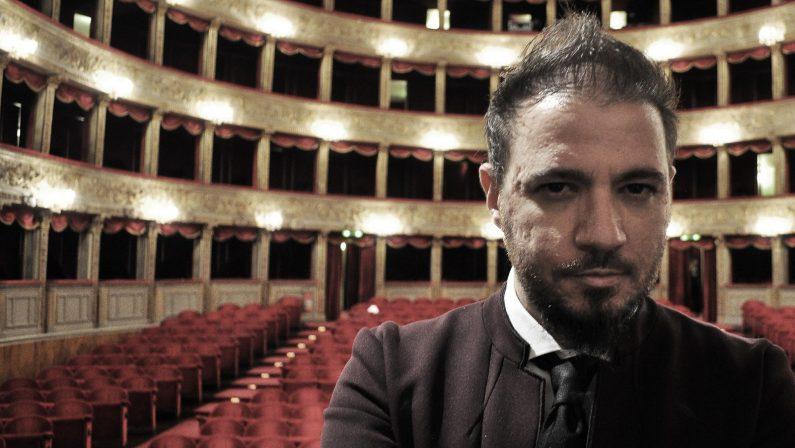 Franco Eco, dalla Fabbrica delle Arti di Crotonealla Rai per raccontare Dario Fo e Franca Rame