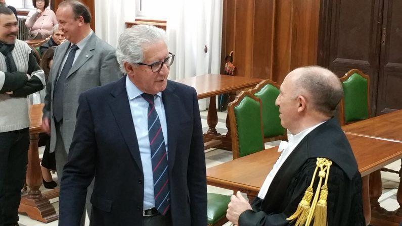 È morto il procuratore di Vibo Valentia Bruno GiordanoAveva 66 anni e si era insediato da poco più di un anno