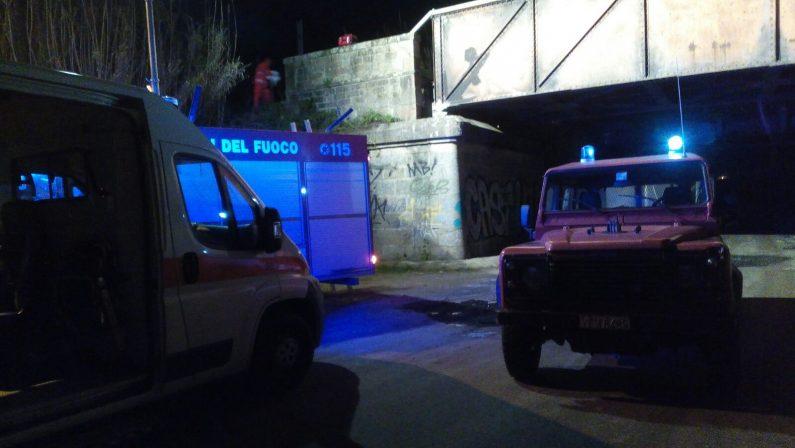FOTO – Treno investe tre persone nel Catanzarese  Tragedia con un morto e due feriti gravi