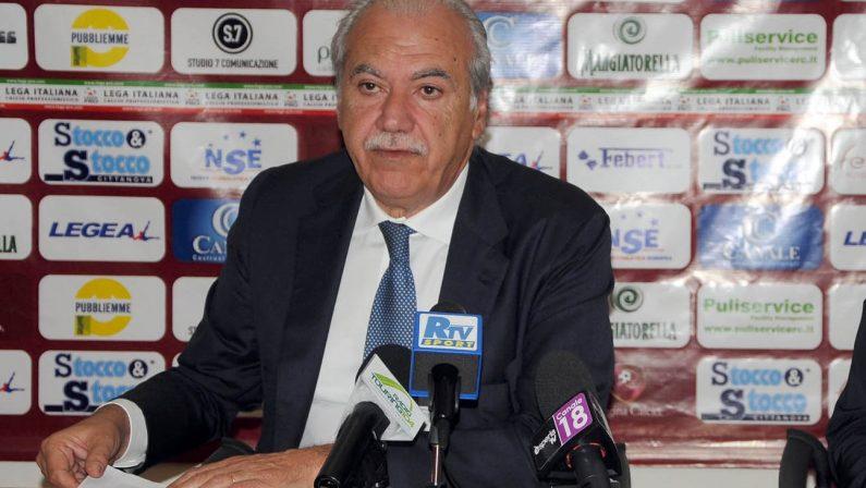 Fallimento Reggina calcio, fu bancarotta fraudolentaSequestrati tre milioni di beni a Lillo Foti e Ranieri