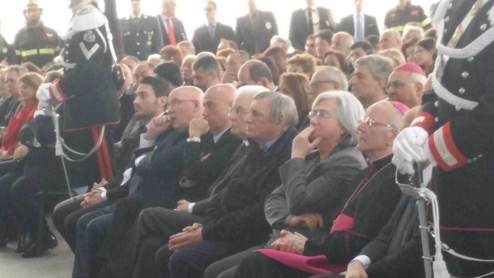 Giornata della memoria a Locri, il debito dell'Italiacon i familiari delle vittime di mafia