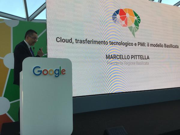 Innovazione, il mega-progetto della Regione indicato da Google come modello di successo