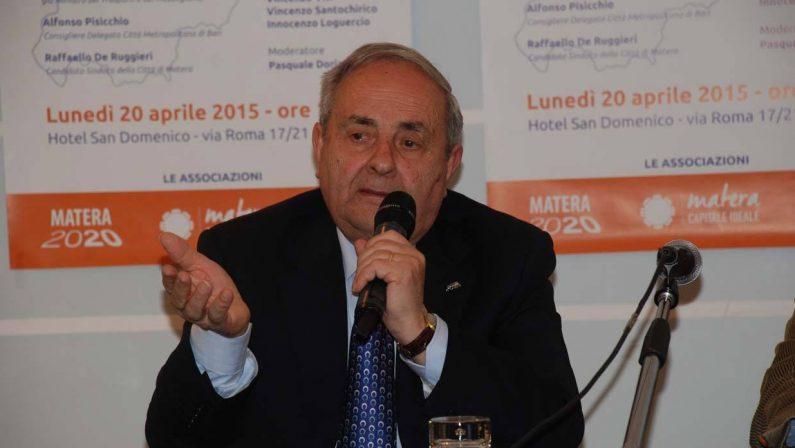 Indagine al comune di Matera, De Ruggieri: «Sono tranquillissimo»