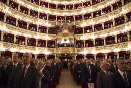 Il teatro San Carlo torna all'Arena Flegrea