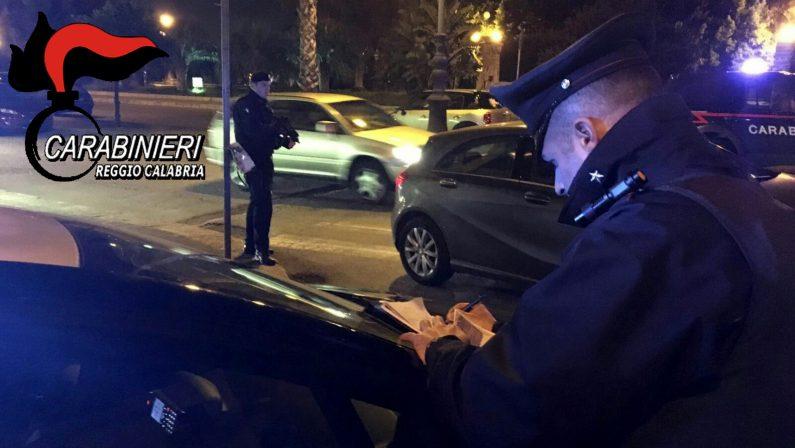 Criminalità: controlli dei carabinieri in quartiere a rischio a Reggio, un arresto