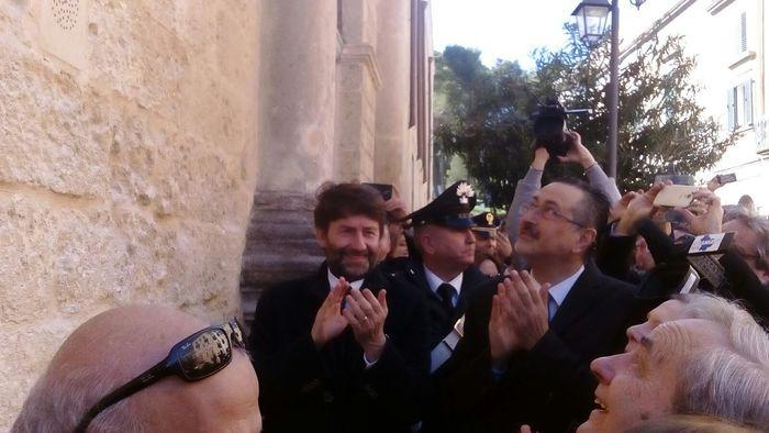 Gentiloni: tra un mese a Matera l'evento per rilanciare le politiche sul Sud