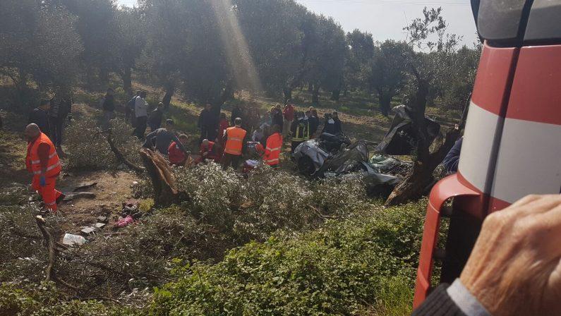 Incidente mortale nel Catanzarese: a Gizzeria scontro tra veicoli, un morto e un ferito