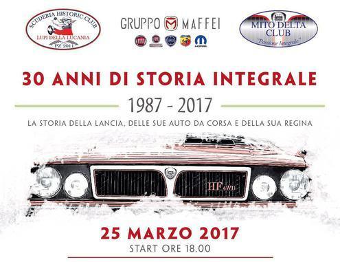 Automobilismo, trent'anni che hanno fatto la storia di Lancia