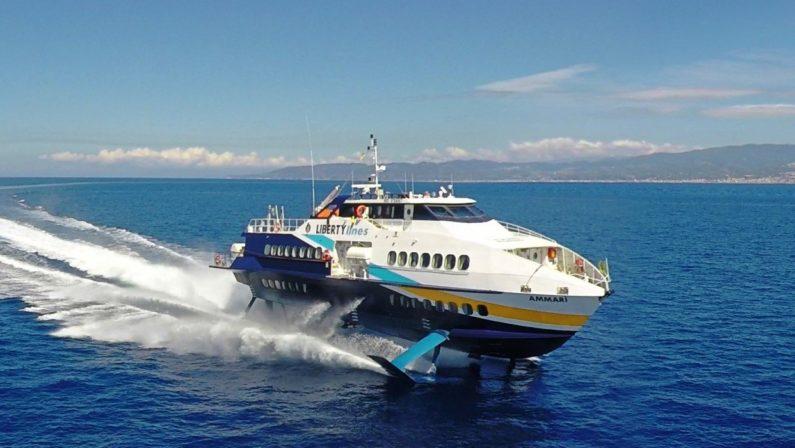Collegamento tra Vibo Marina, Milazzo e le isole Eolie: dal 22 giugno le linee torneranno attive