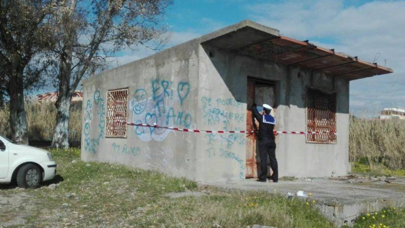 Costruzione sul demanio con delibera del Comune sequestrata in provincia di Reggio Calabria