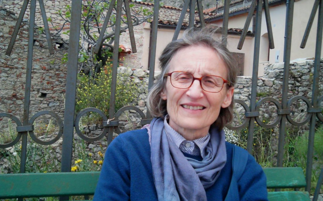 La professoressa Maria Consolata Franco