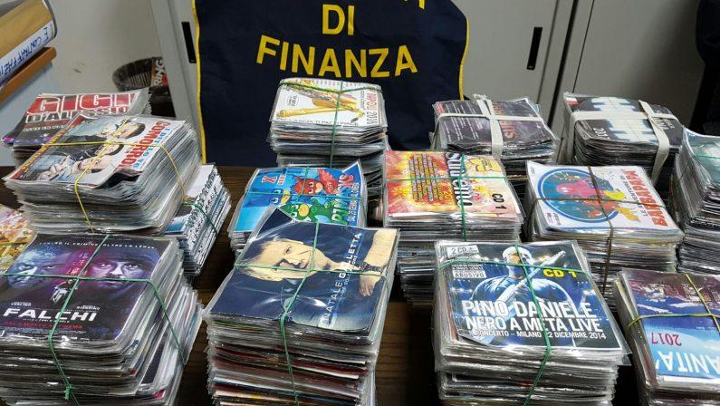 Cosenza, sequestrati 5mila beni contraffatti e denunciate venti persone alla fiera di San Giuseppe