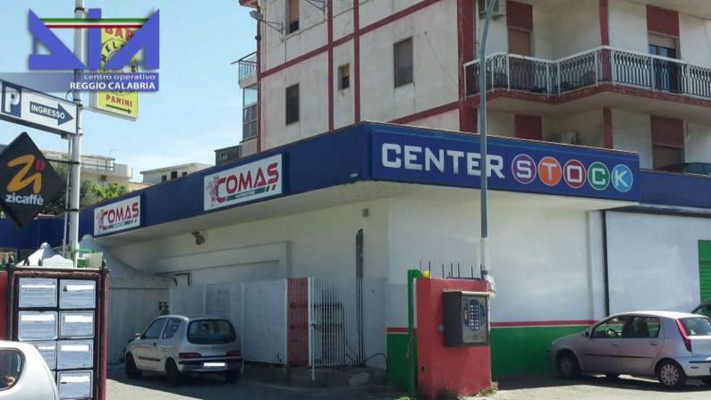 Reggio Calabria, sequestrati supermercati e immobili a imprenditore vicino alla 'ndrangheta