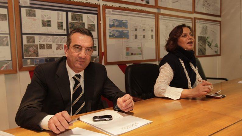 Cosenza, falso e truffa nella gestione del consorzio Asi: condannati Tommasi e Frasca