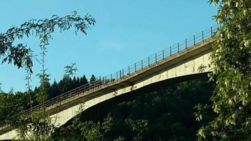 Viabilità e sicurezza, il viadotto Cannavino sotto la lente della procura di Cosenza e della polizia stradale