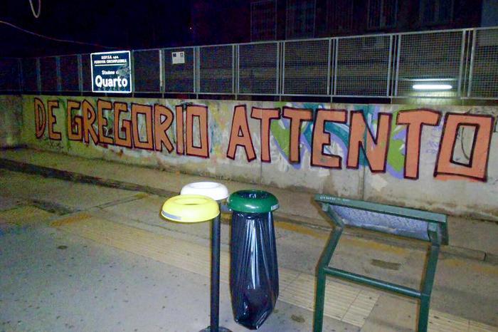 Trasporti: minacce contro il Goveratore campano De Luca e presidente e presidente Eav De Gregorio