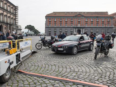 A Napoli bici elettriche truccate