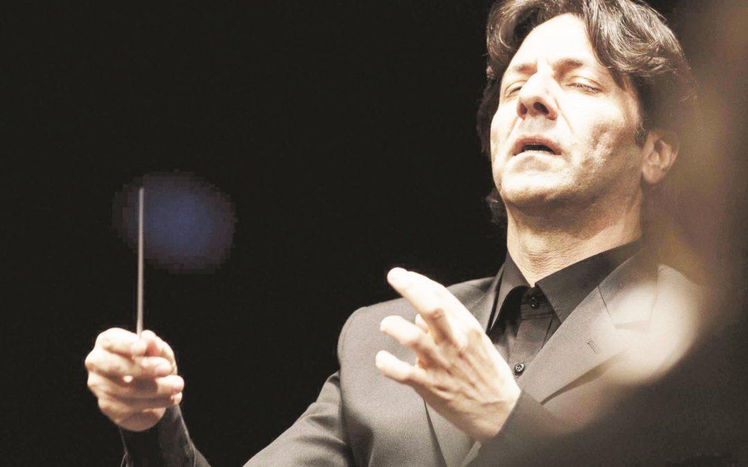 Antonio Puccio, dalla Calabria all'Auditorium di Milano Il maestro dirigerà l'orchestra sinfonica Giuseppe Verdi