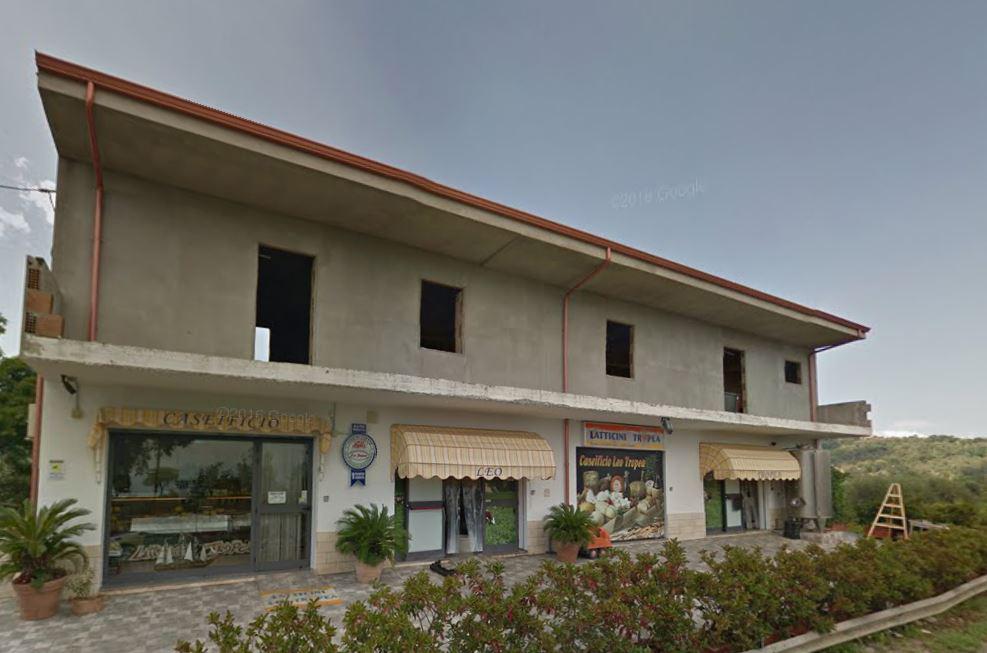 Il caseificio Tropea a Ionadi