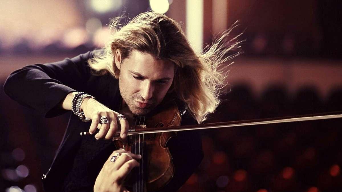 """David Garrett, """"Il violinista del diavolo"""" a Catanzaro  Il musicista sarà presente all'Armonie d'arte Festival"""