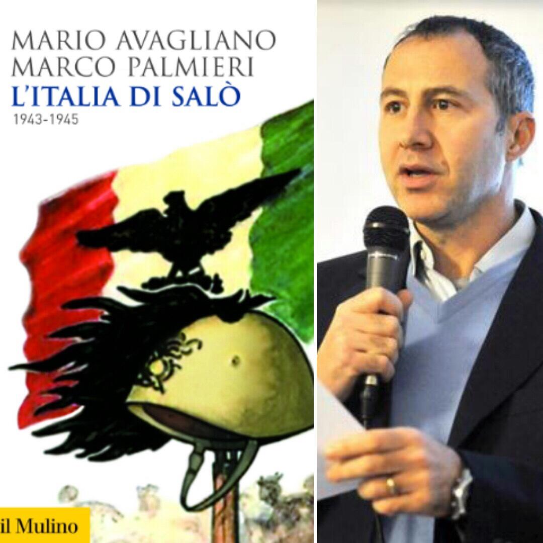 """""""L'Italia di Salò"""": il nuovo libro di Mario Avagliano e Marco Palmieri in Campania"""