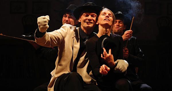 """""""Un digiunatore"""": da un racconto di Kafka, torna al Tau dell'Unical il teatro del regista Nekrosius"""