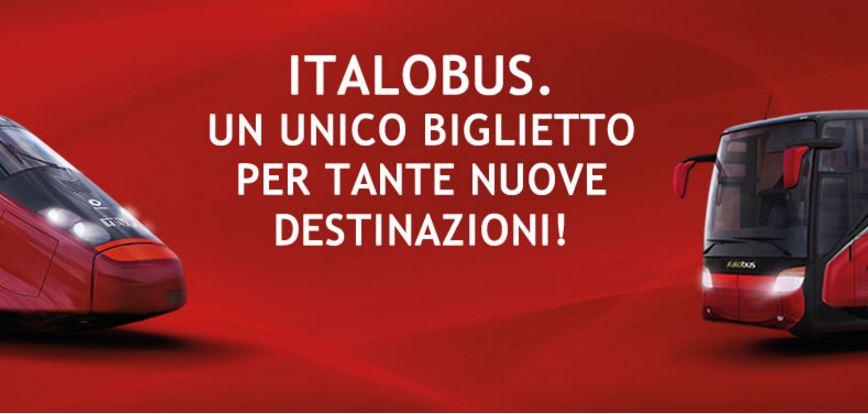 Trasporti, Italo raggiunge anche CastrovillariNuova fermata per il servizio Bus verso Salerno