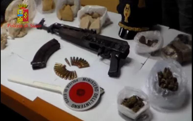 Operazione Black Island, arrestato anche DolceEra il responsabile delle consegne della droga