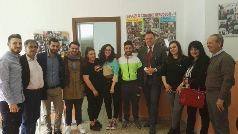 Inaugurati i centri comuni all'Università della Calabria  Gli spazi per il tempo libero gestiti dagli studenti