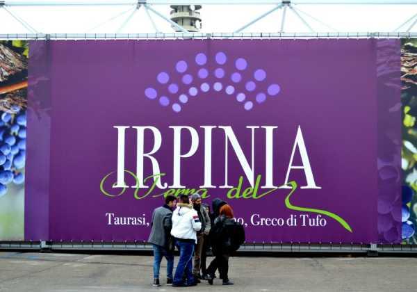 L'Irpinia protagonista assoluta alVinitaly di Verona: oltre 100 aziende presenti