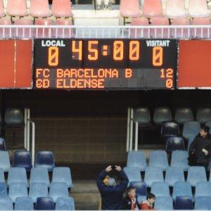 Calcio, in Spagna la 'ndrangheta e le scommesse dietro sconfitte Eldense battuta 12-0 dal Barcellona B
