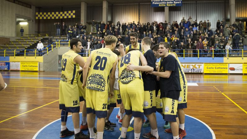 Basketball Lamezia campione di CalabriaIn Serie C silver superata la Vis Reggio